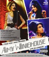 Amy Winehouse: I Told You I Was Trouble HD