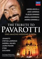Tribute to Pavarotti: One Amazing Weekend in Petra