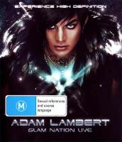 Adam Lambert: Glam Nation Live HD