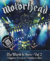 Motörhead: The Wörld Is Ours Vol.2 HD