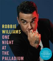 Robbie Williams: One Night at the Palladium HD